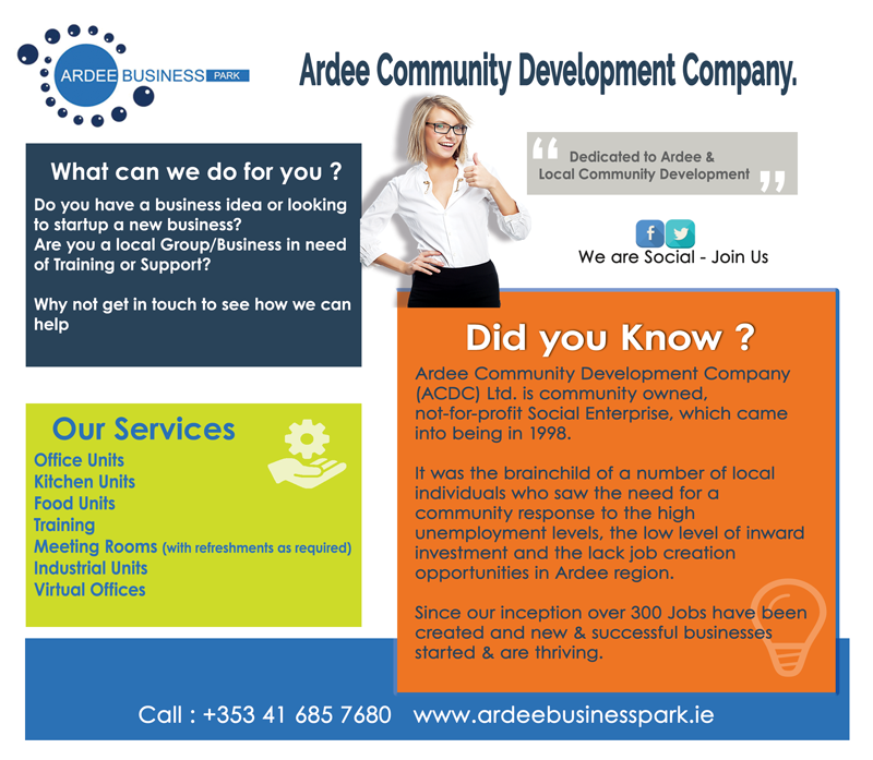 Jobs in Ardee, County Louth - - June 2020 | confx.co.uk