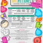 Image for the Tweet beginning: Nuevo programa de actividades gratuitas