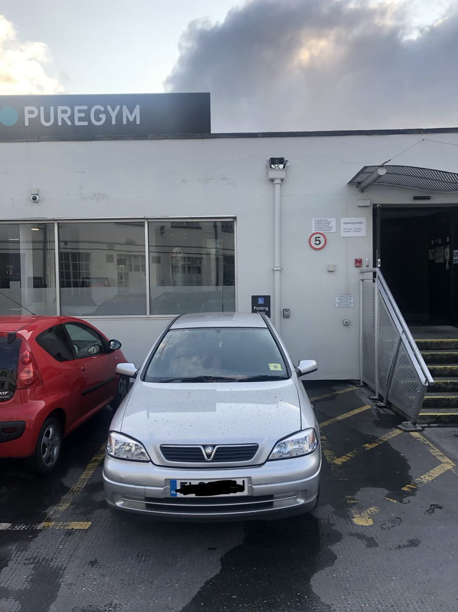 What are you going to do about it @PureGym_HiGate ?
