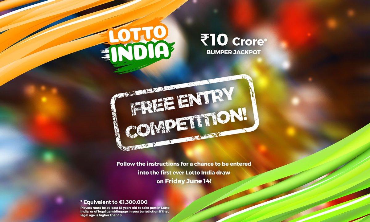 Free Lottery (@FreeLotteryDraw) | Twitter