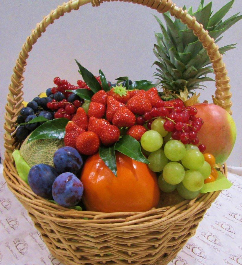 поздравления к подарку ваза с фруктами откажет