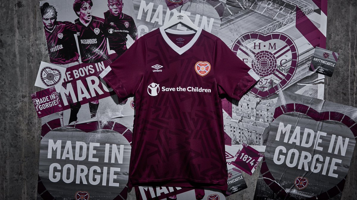🚨Giveaway🚨  We're giving away a new @JamTarts home jersey for the 19/20 season.   To enter:  1. Follow @umbro  2. Like and RT this post 3. Comment with your size  We'll choose a winner on Thursday 6th June at 4pm UK time. Good luck!! #MadeinGorgie