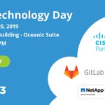 Image for the Tweet beginning: Cloud Technology Day is two