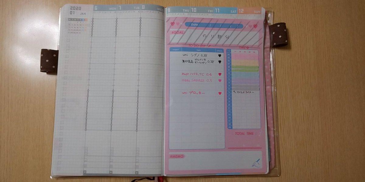 test ツイッターメディア - #セリア に #スタディプランナー が売ってた!((°д°))!!! 裏写りしないし、#ふせん になっているので移動も可! A5スリムサイズの #ジブン手帳 なら1ページにピッタリ収まる!! (*゚∀゚*) ピンクとブルーの2種。 (写真のはピンク) https://t.co/Kjxu4c3CBU