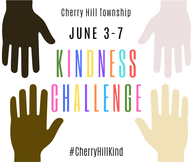 Happy Cherry Hill Kindness Week! Share your acts of kindness and how you are positively impacting the community. @CherryHillTwp #CherryHillKind #WeImproveLives