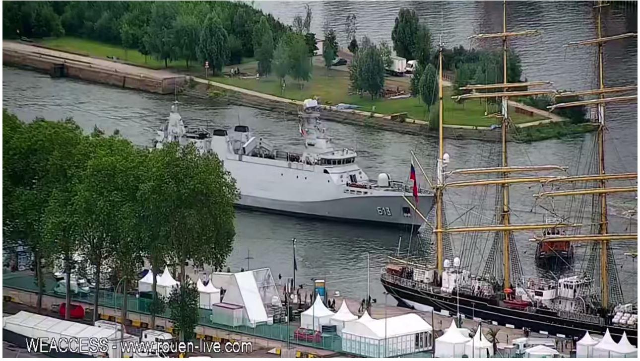 Armada de Rouen 2019 D8TFDWYX4AAxFHC