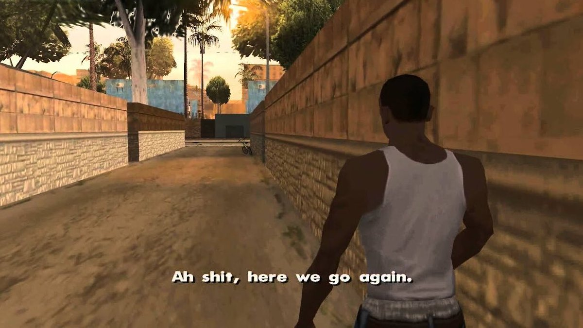 My examiner when they see 'porque es divertido' at the end of every sentence #aqaspanish