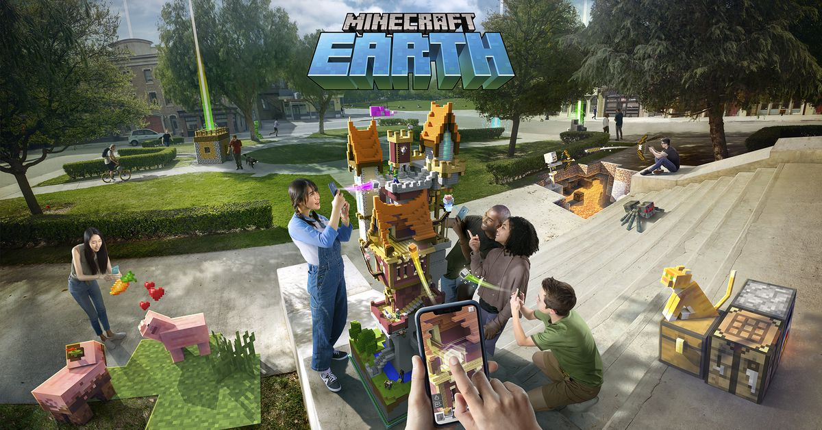 Instant Gaming On Twitter Gameplay De Minecraft Earth