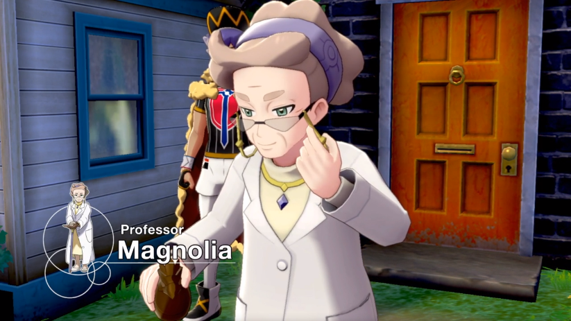 The Fan Art Is Flowing With The Introduction Of Pokemon S Sonia