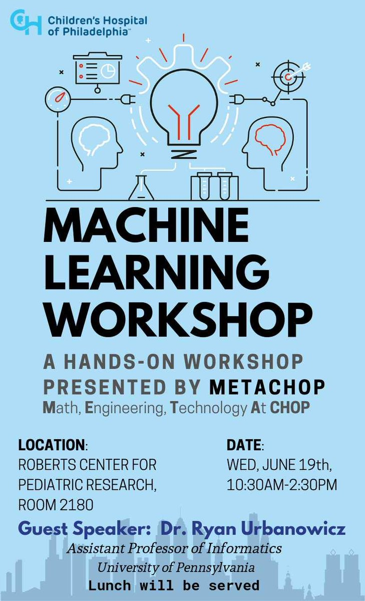 test Twitter Media - IBI Senior Fellow @docurbs will be speaking in a #machinelearning workshop for @ChildrensPhila on June 19th. #datascience #penn https://t.co/2kahsOx0bM