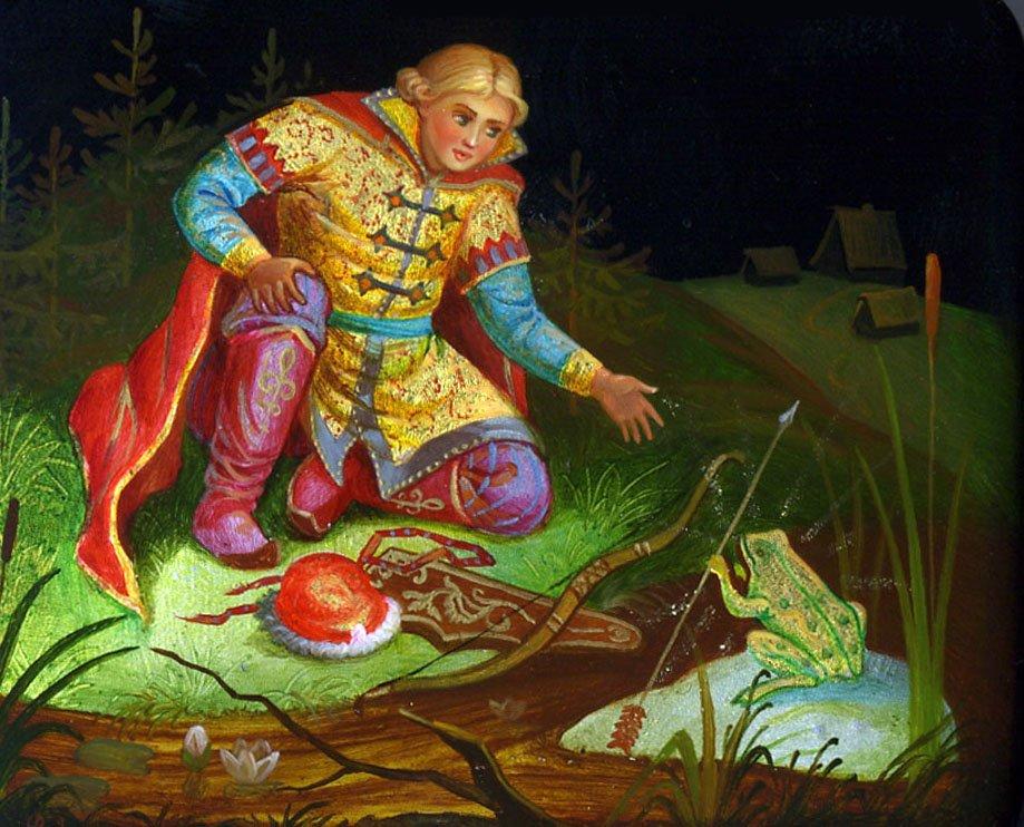 Русские сказки герои фото