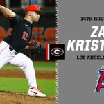 Image for the Tweet beginning: Congrats to @Zkristofak12 as he's