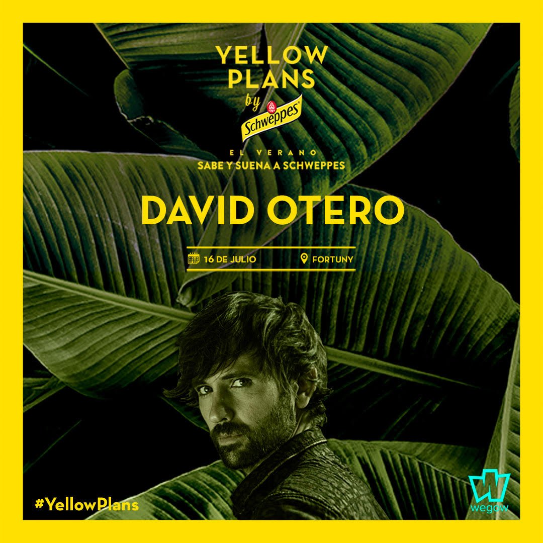 David Otero On Twitter Os Cuento Un Plan Chulo Para Julio
