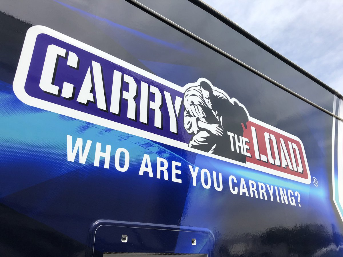 Carry The Load on Twitter: