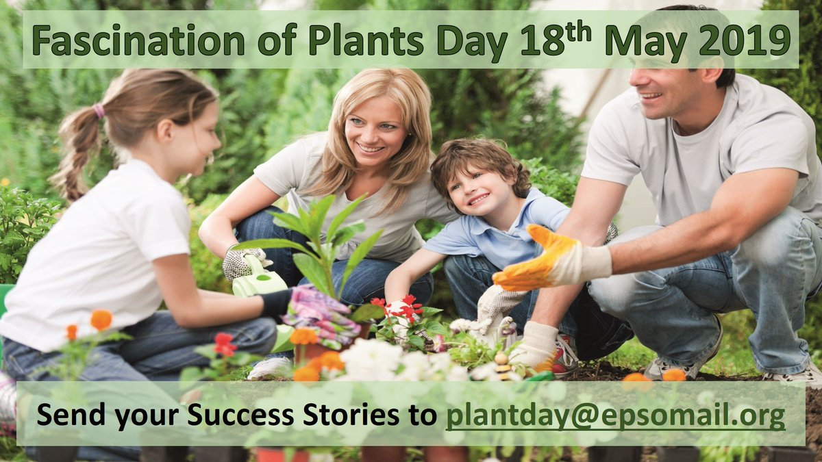 Well done all for a fantastic international #PlantDay! Send your success stories and photos to plantday@epsomail.org for them to feature in our Success Stories report and video.🌾🌻🌲🍊🔬📸