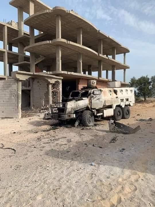 Нападение на блокпост в Аль-Арише