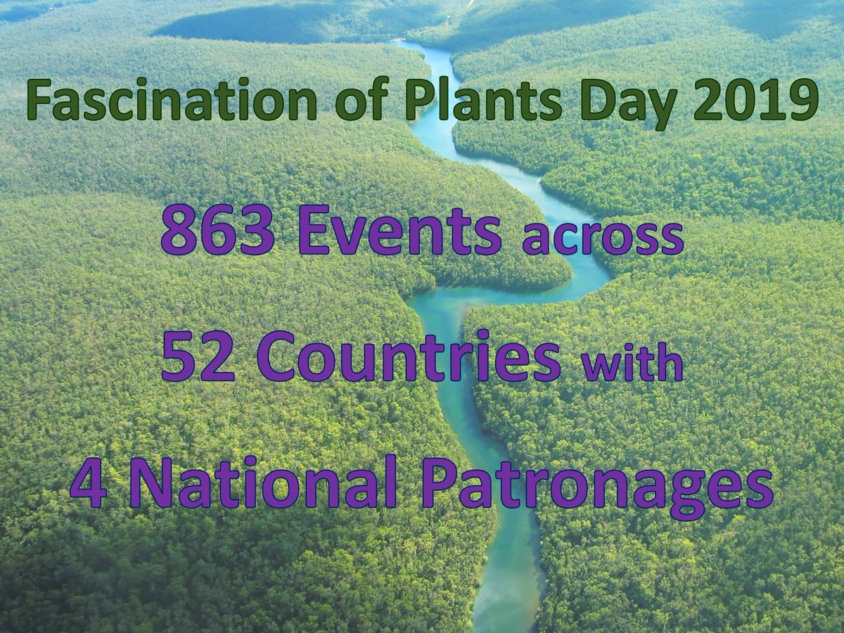 Many thanks to Bulgaria, Czech Republic, Hungary, India, Lithuania, Mozambique, New Zealand, Romania and Serbia for their great #PlantDay photos and success stories.🦠🌺🌵🍅🔬📸📸📸 Keep sending your event photos and stories for publication in our Success Stories report and video