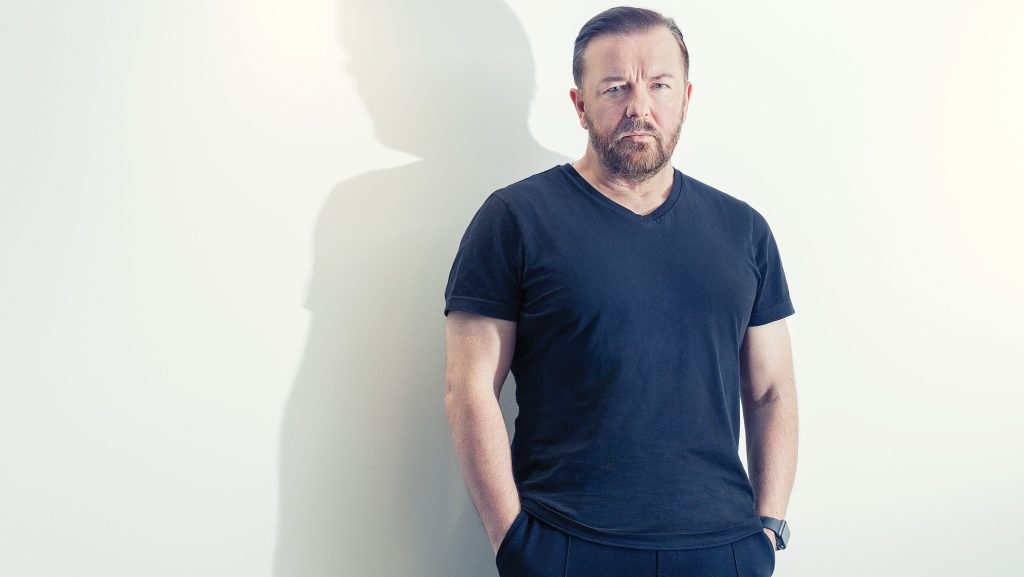 """Ricky Gervais Readies For 'After Life' Season 2 And Confronts His Critics: """"People Want Blood…But I've Always Been A Romantic"""" deadline.com/2019/06/ricky-…"""
