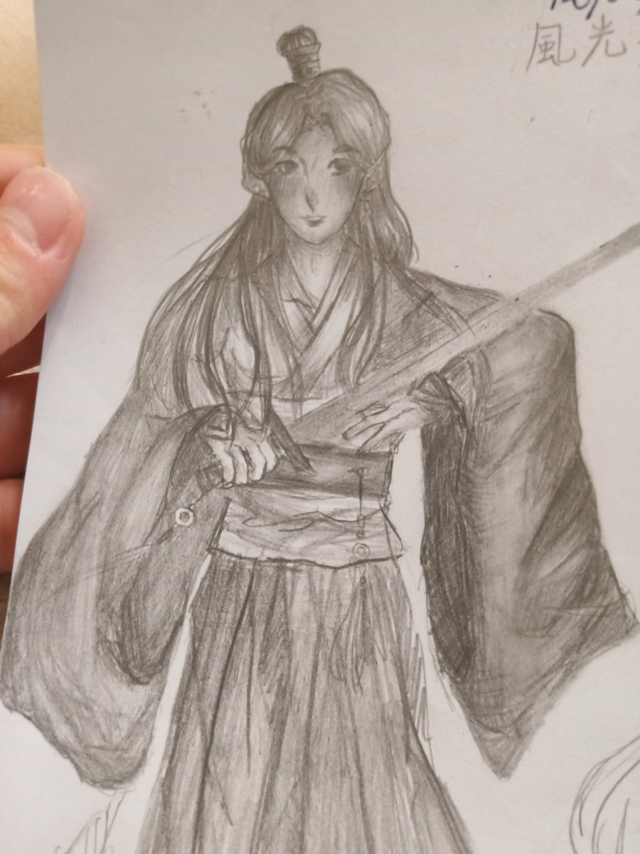 #古風 #隨手 #drawing