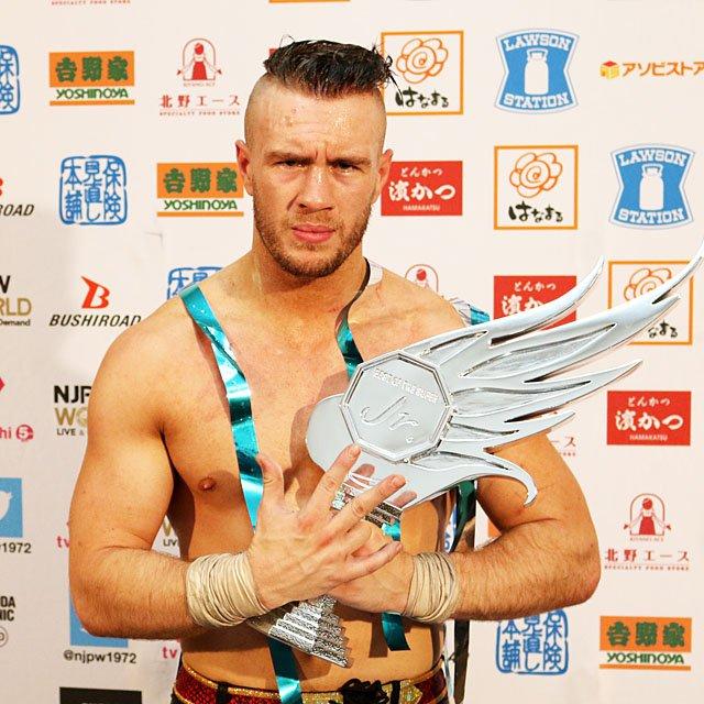 Will Ospreay gana el BOSJ26 y anuncia su cambio permanente a Japón 7
