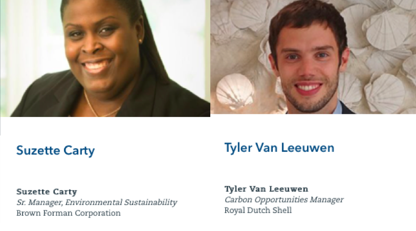 Congrats to @AspenInstitute's 2019 First Mover Fellows! Great to see @YaleFES alum Suzette Carty (MEM '04) and @YaleSOM alum Tyler Van Leeuwen (MBA '14) on this list of corporate social intrapreneurs. aspeninstitute.org/programs/busin…