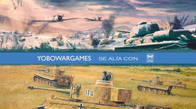 Matrix Games se alía con Yobowargames