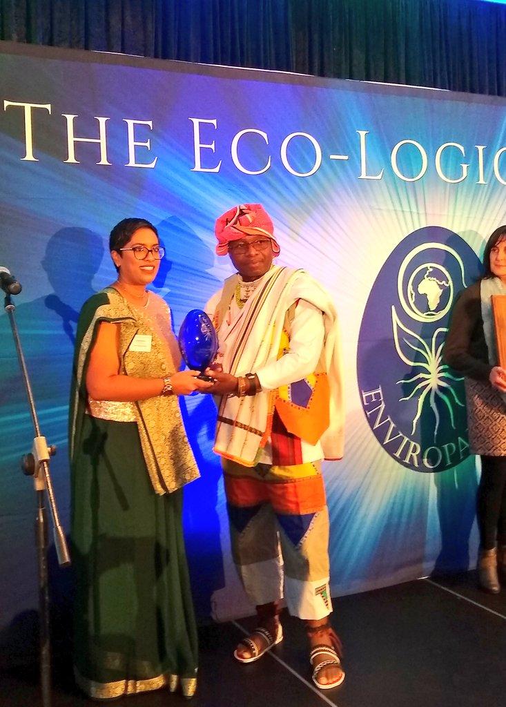 Xolobeni community is awarded the Eco-Community Award #Ecologic2019