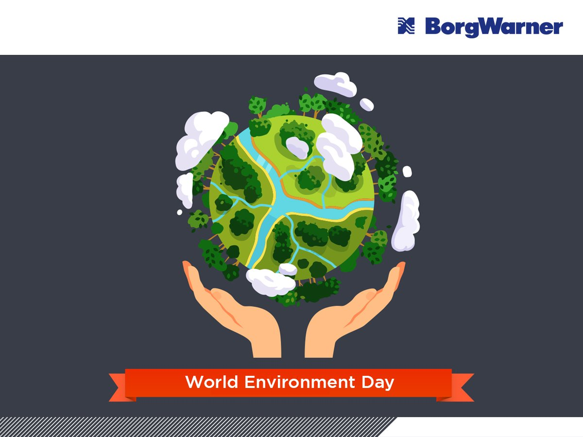 We value the environment, and we develop products daily that reduce emissions and improve fuel economy for a clean, more energy-efficient world. #WorldEnvironmentDay bit.ly/2QDoBul