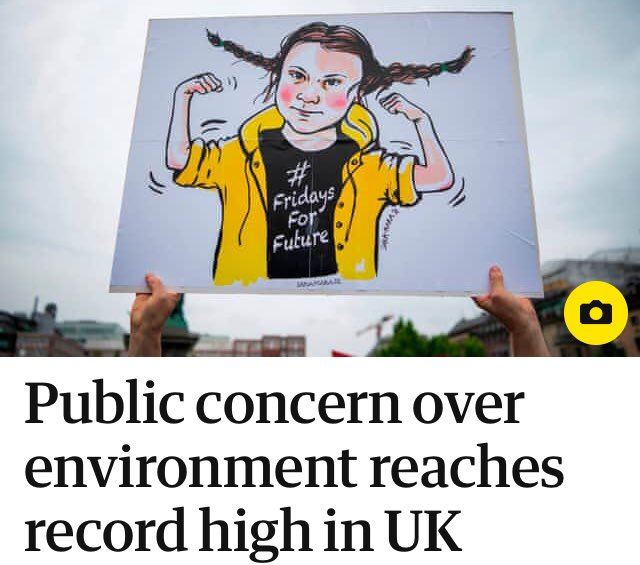 Never underestimate the power of an inspired young person. #TeachSDGs @GretaThunberg theguardian.com/environment/20…
