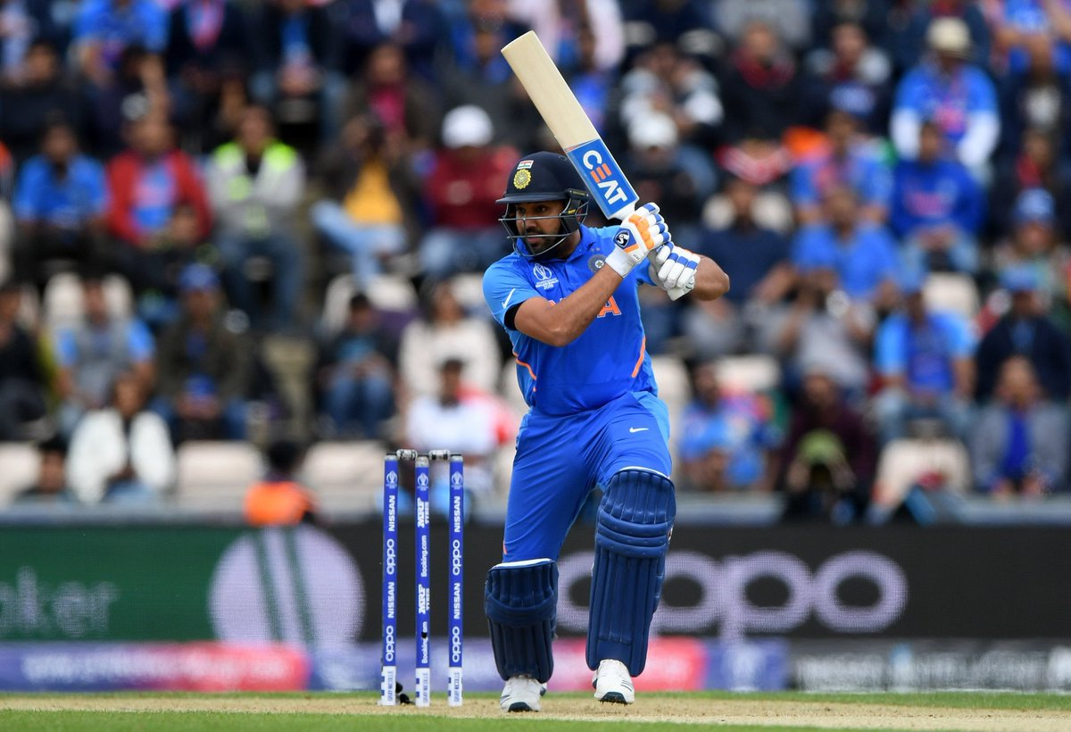 A great game of cricket played by #TeamIndia. @yuzi_chahal and @Jaspritbumrah93 bowled exceptionally well and gave 🇮🇳 a perfect start. It was lovely to see @ImRo45 play a mature innings and stay till the end and get us home. #INDvSA #CWC19 #MatchDekhaKya