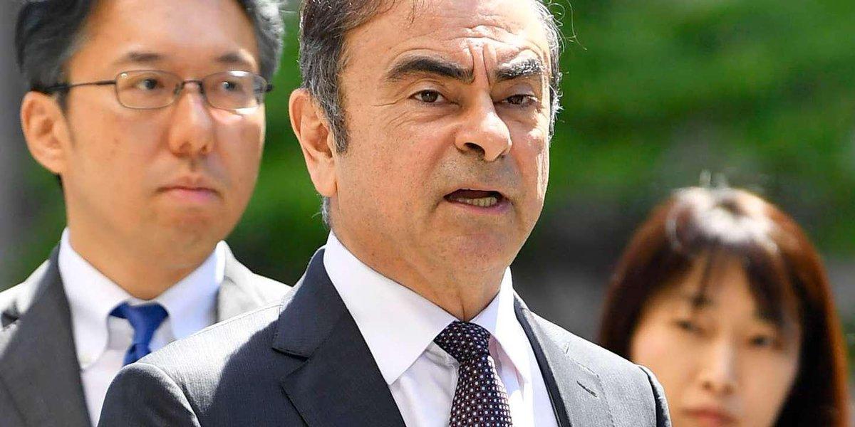 S'y retrouver dans les affaires judiciaires de Carlos Ghosn http://bit.ly/2wGF7k0