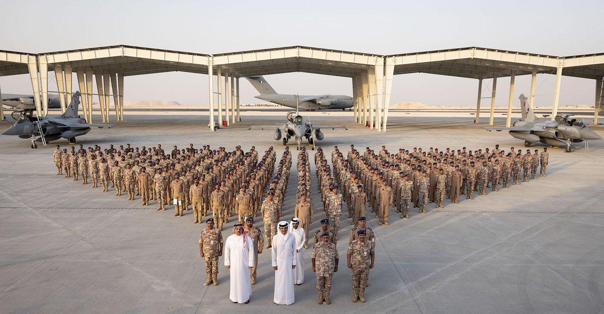 فرنسا تبيع قطر قريباً 36 طائرة رافال - صفحة 3 D8UhZ0OUEAA7Osf