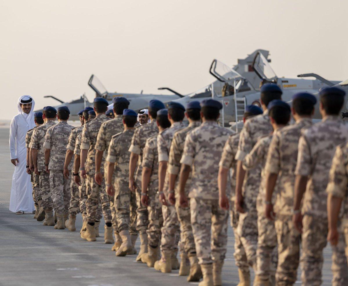 فرنسا تبيع قطر قريباً 36 طائرة رافال - صفحة 3 D8UhZ0mUYAA9Ny2