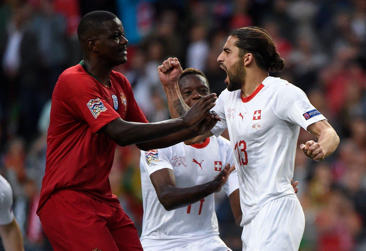 Лига наций. Португалия - Швейцария 3:1. Нетленный фактор Роналду - изображение 2