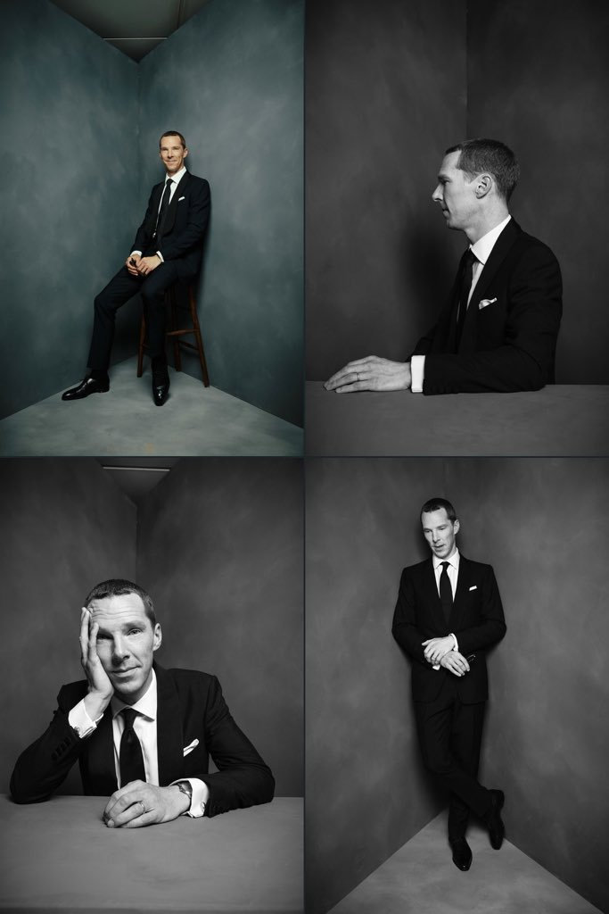 Praise the dark Lord (B's Satan ;P) #BAFTATV portraits without the watermark and in a higher res :) ( https:// perisc0pe.tumblr.com/post/185337669 091/bafta-portraits-credit-photo-charlie-clift  … )<br>http://pic.twitter.com/zcAl2fVX4K