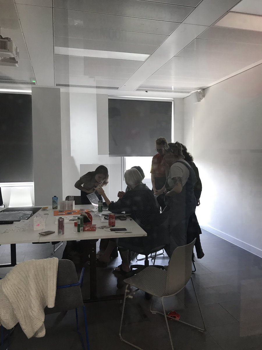 Our final exams are almost over!! We look forward to welcoming you - very soon - to our #SHOW19! @RCAvisualcomm @RCAanimation @RCAIED https://t.co/9rsq1cewSX