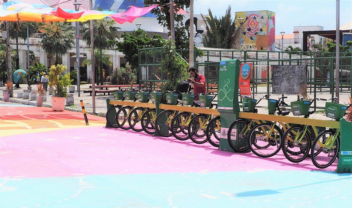 O evento mostrará as melhores práticas e lições sobre mobilidade sustentável para um grupo internacional de profissionais da cidade e pesquisadores. Foto: ITDP / Divulgação.