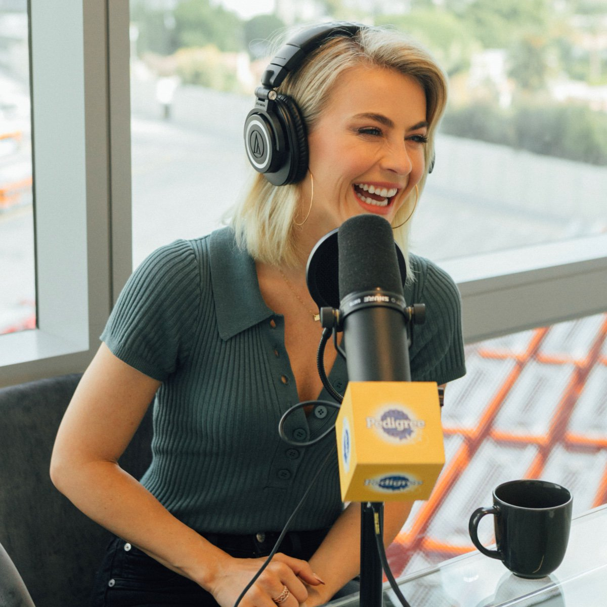 """""""You have to meet Lexi. We call her OG - Original Grandma."""" Hear Julianne Hough describe the one-of-a-kind personalities of her rescue dogs on the new podcast """"The Dog That Changed Me."""" #EveryPupsSuperpower #PEDIGREE https://t.co/6K53sop2pH https://t.co/ob5rdbJuFO"""