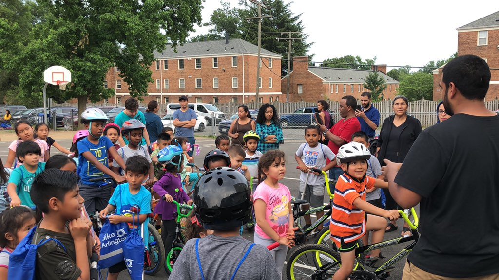 Learning about <a target='_blank' href='http://twitter.com/BikeArlington'>@BikeArlington</a> and <a target='_blank' href='http://twitter.com/PhoenixBikes'>@PhoenixBikes</a> Thank you so much!! <a target='_blank' href='http://twitter.com/longbranch_es'>@longbranch_es</a> <a target='_blank' href='http://twitter.com/LCerrudAP'>@LCerrudAP</a> <a target='_blank' href='http://twitter.com/APSVirginia'>@APSVirginia</a> <a target='_blank' href='http://twitter.com/APSHPEAthletics'>@APSHPEAthletics</a> <a target='_blank' href='http://twitter.com/APSVaSchoolBd'>@APSVaSchoolBd</a> <a target='_blank' href='http://twitter.com/SuptPKM'>@SuptPKM</a> <a target='_blank' href='https://t.co/SgrpRwi0K0'>https://t.co/SgrpRwi0K0</a>