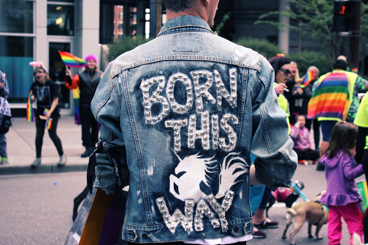 What are you so wearing to Pride? Find some outfit inspo on Pinterest!  https://pin.it/obypjjt7juhjs6