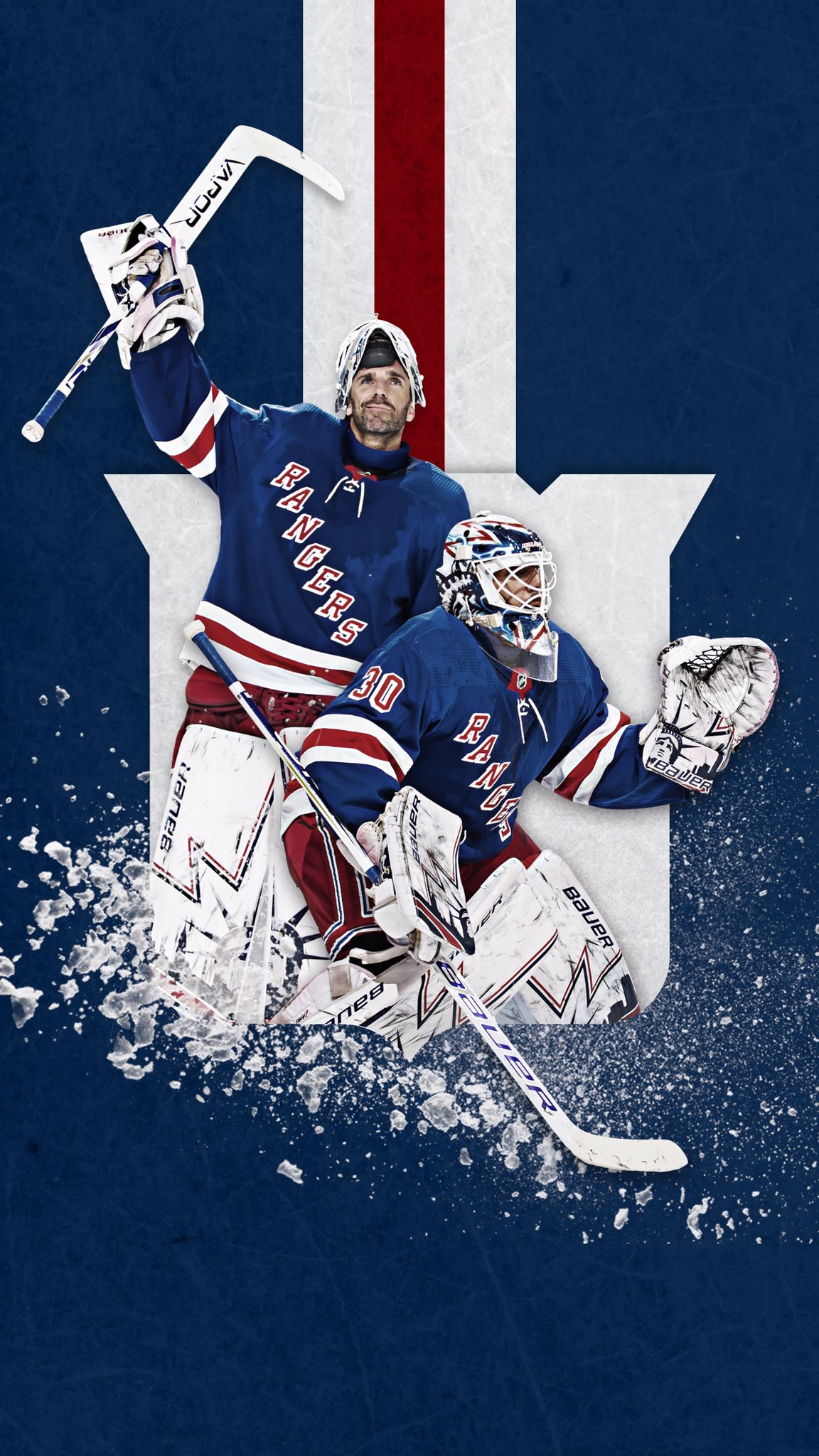 New York Rangers On Twitter It S Nyr Wallpaperwednesday Download This Week S Design Featuring Hlundqvist30 Created By Squarespace Customer And Artist Samantha For More Rangers Wallpapers Https T Co Fq8fowcjxt Https T Co P5xzm6p3an