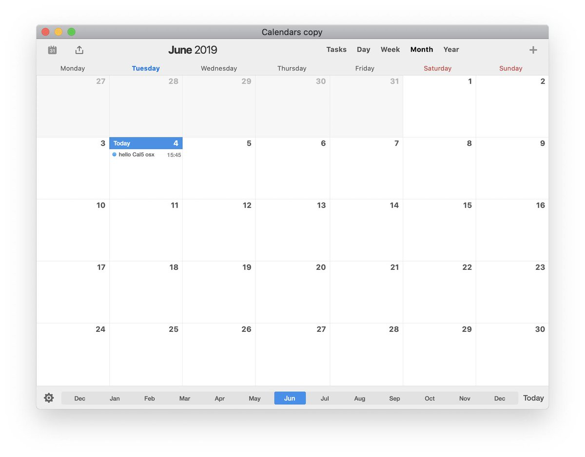 The Catalyst Calendar.Readdle On Twitter Hi Kevin Calendars App Is Different From The