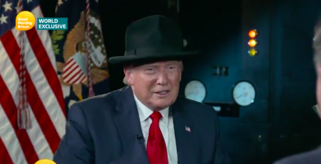 When you get lost on your way to the Guys and Dolls audition.