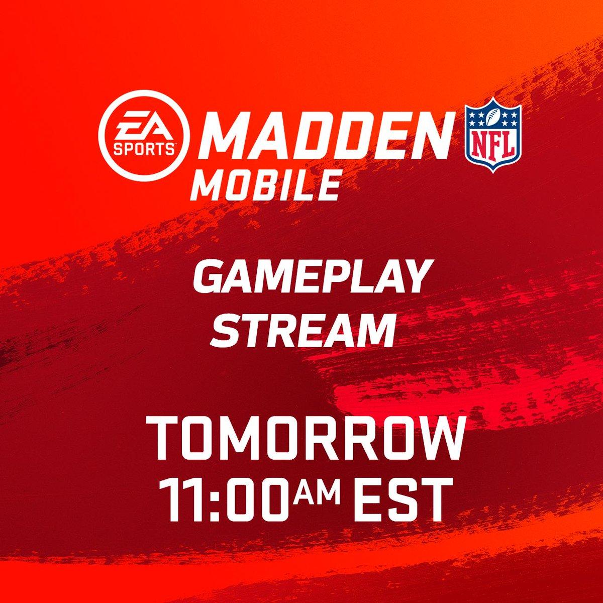 b23b614db27 Madden NFL Mobile (@EAMaddenMobile)   Twitter
