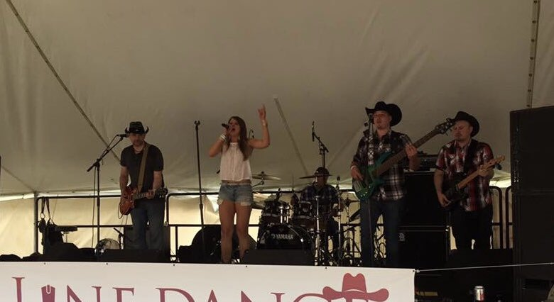 4 years ago today, I was fortunate enough to cross a major opportunity off my bucket list and that was playing the @995WYCD Downtown Hoedown in downtown #detroit. I will forever be grateful for that opportunity! 🙏🏼 #wycd #downtownhoedown #detroitcountry