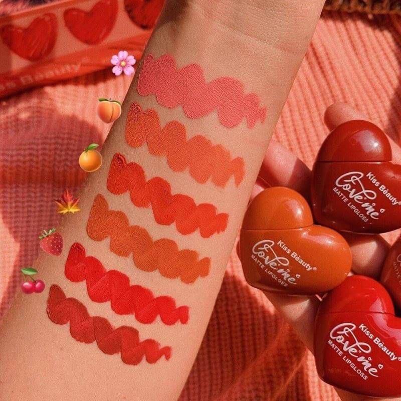 Na Lip Beauty Hearts 2 Shop kiss La
