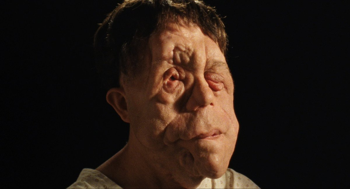REV 2019: #ChainedForLife. @Adam_Pearson will be in the house for these screenings.A beautiful actress struggles to connect with her disfigured co-star on the set of a European auteur's English-language debut.  http://www.revelationfilmfest.org