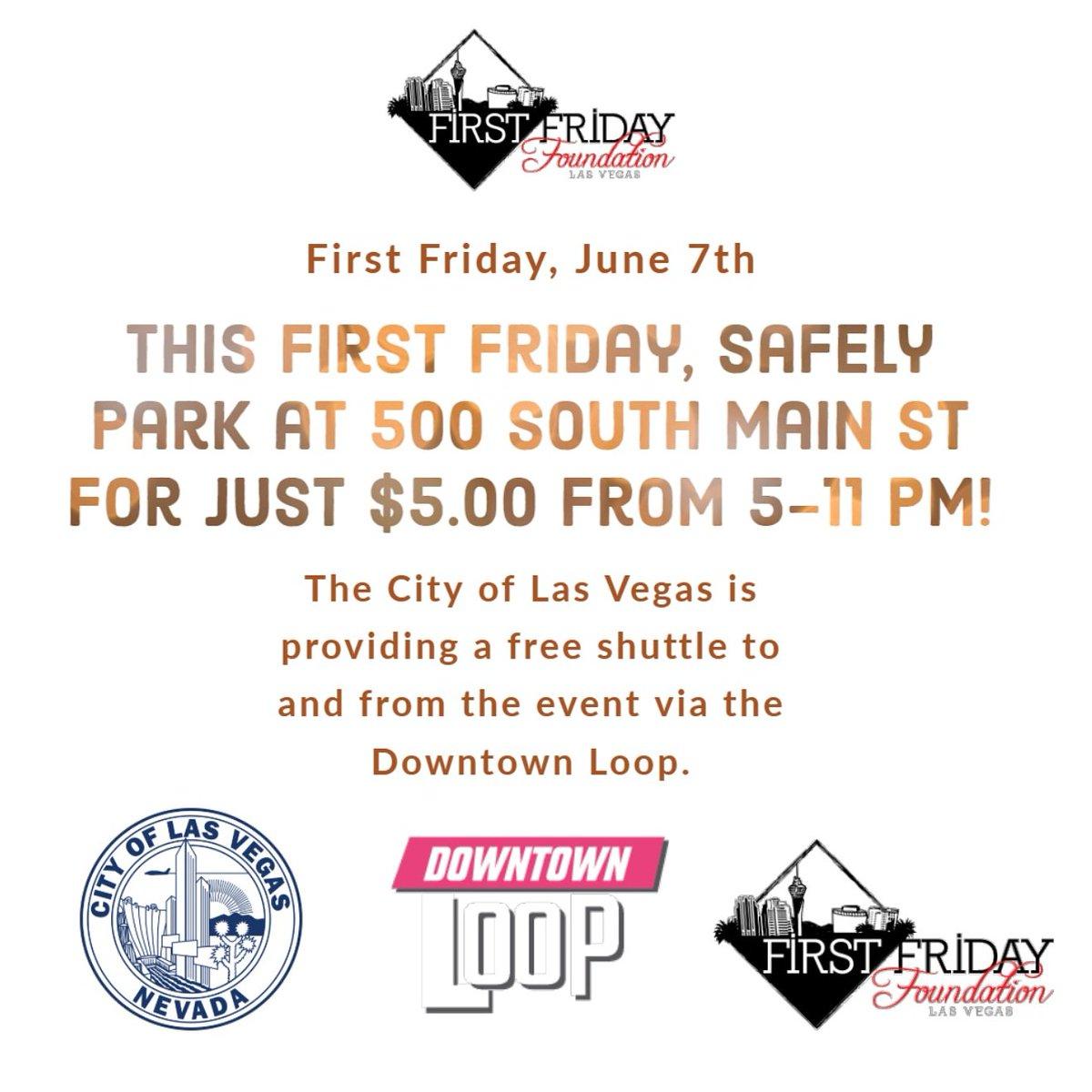 First Friday LV (@FirstFridayLV) | Twitter