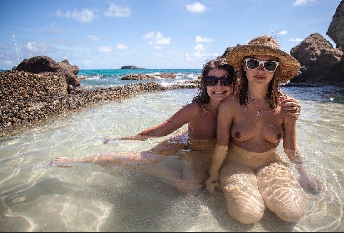 Nudist paradies