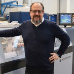 Image for the Tweet beginning: LegoDigit is a digital printing